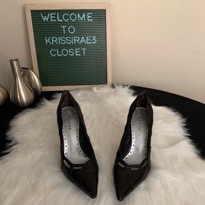 BCBGirls Black Heels Size 7